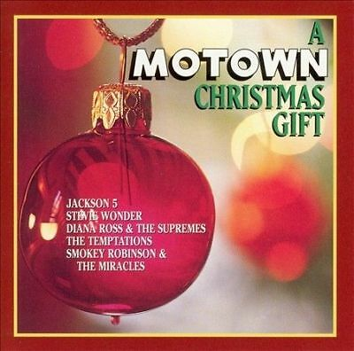 A Motown Christmas Gift, Various Artists,Very Good, ### Audio CD with artwork-co