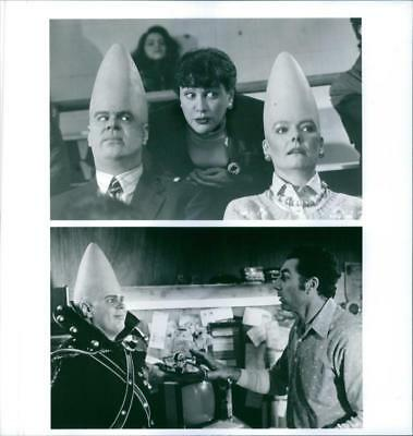 "Scenes from the movie ""Coneheads"" 1993 - Vintage photo"