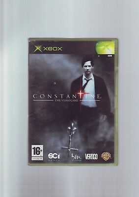 Constantine : The Videogame - Xbox Game / 360 Compatible - Original & Complete
