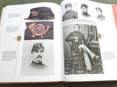 """the Civil War Uniforms Of The Us Marine Corps"" Usmc Coat Cap Ega Reference Book"