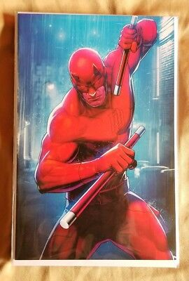 Daredevil #609 Yoon Lee Marvel Battle Lines Virgin Variant Nm Shipped Securely🔥