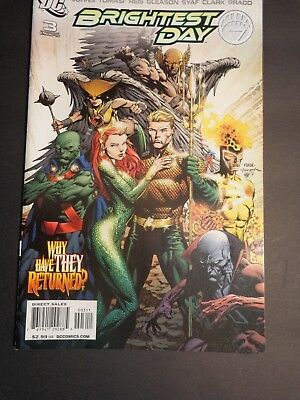 DC COMICS Brightest Day # 3.(Aug 2010)