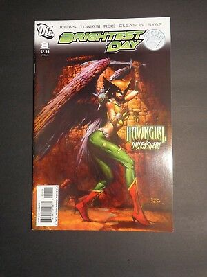 DC COMICS Brightest Day  # 8.(Oct 2010)
