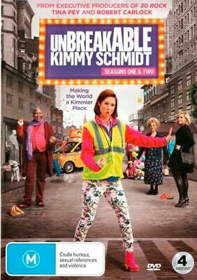 NEW The Unbreakable Kimmy Schmidt DVD Free Shipping