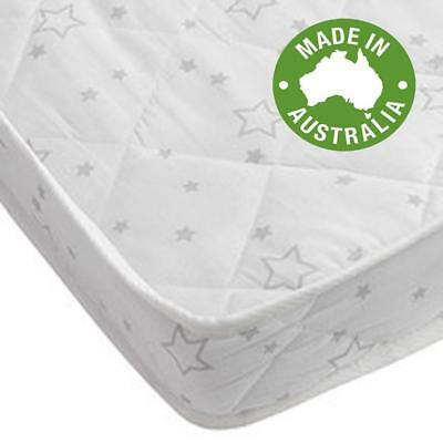 Babyworth  Innerspring Cotton Cover Cot Bed Mattress