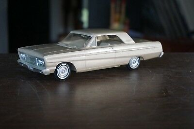 Old 1965 Ford Fairlane 500 Sports Coupe Promo In Champagne?
