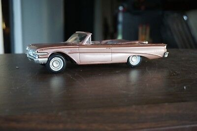 Old 1960 Ford Edsel Ranger Convertible Promo In Metallic Dusty Rose?
