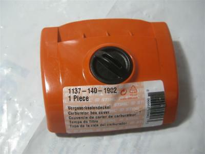 OEM STIHL Air Filter Cover /& Filter 1137 140 1902 and  11371201604 MS193T MS19