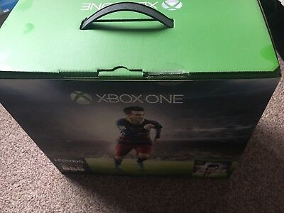 Xbox One Box Only