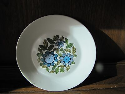 Vintage J & G Meakin Studio~Topic~1960's? 1X18cms Plate