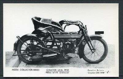 Pamlin  --  Chater Lea 1912 960Cc With Sidecar
