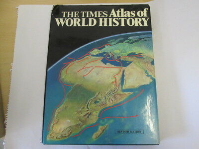 Good - The Times Atlas of World History. Revised Edition (englischsprachig) - Ba