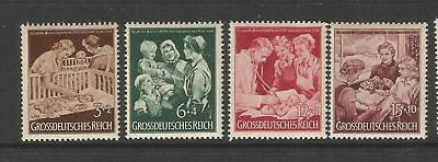 GERMANY 1944 10th ANNIVERSARY OF MOTHER & CHILD ORGANIZATION MNH