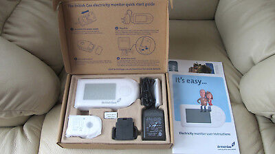 British Gas Energy Smart Electricity Monitor New In Box