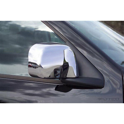Putco Chrome Mirror Covers for 02-08 Dodge RAM 1500/2500/3500 w/o Towing Mirrors