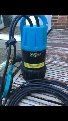 submersible dirty water pump