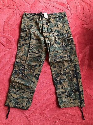 USMC MARPAT GoreTex Pants Large Regular New w/ tag