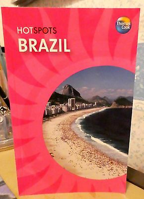 BRAZIL  by Thomas Cook Publishing (Paperback, 2008) NEW/UNUSED