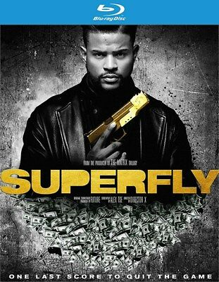 Superfly (Blu-ray Disc ONLY, 2018)
