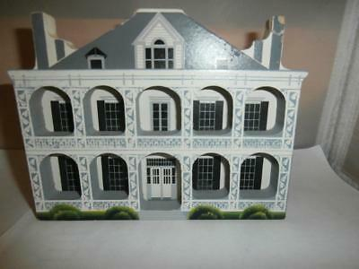 Sheila's Collectibles Dr. Josephus Hall House Salisbury NC Shelf Sitter