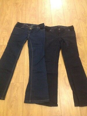 Maternity Jeans Bundle Size 10 Womens Red Herring