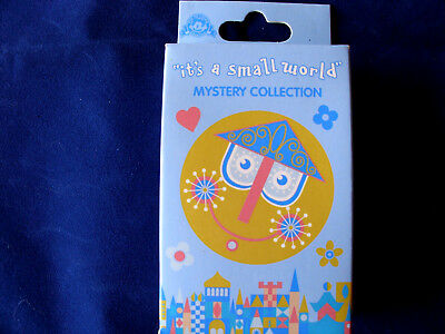 Disney * IT'S A SMALL WORLD * New in Box  2-Pin Mystery Collection Box