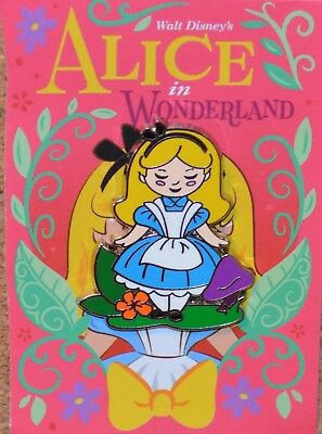 Pin 106305 Alice in Wonderland Mary Blair-Stylized Mystery Set - Alice ONLY