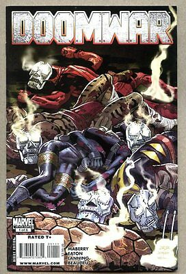DoomWar #1-2010 fn/vf Deadpool Doom War Doctor Doom Black Panther