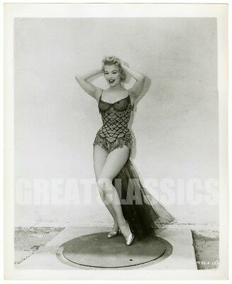 Marilyn Monroe Bus Stop 1956 Travilla Dance Costume Original Vintage Photograph