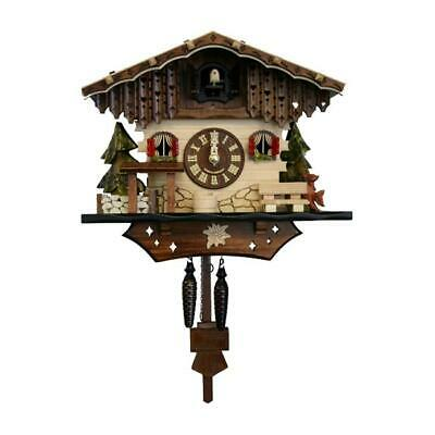 Alexander Taron 402QM Engstler Battery-operated Cuckoo Clock - Full Size