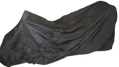 Motorcyle Cover Dust Black J&P Cycles 2008 Harley Davidson Touring Glide Ultra