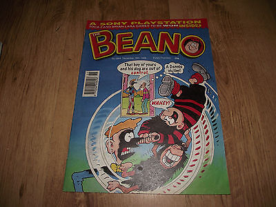 The Beano Comic Issue No 2944 19 December 1998