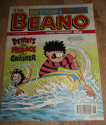 The Beano Comic Issue No 2913 16 May 1998