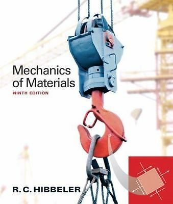 Mechanics of Materials by Russell C. Hibbeler (2013, Hardcover, 9th Edition)