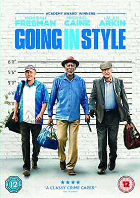Going In Style Dvd DVD NEW