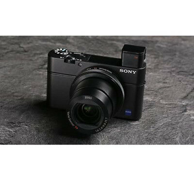 Sony Cyber-shot DSC-RX100 VI Digital Camera From EU Authenti