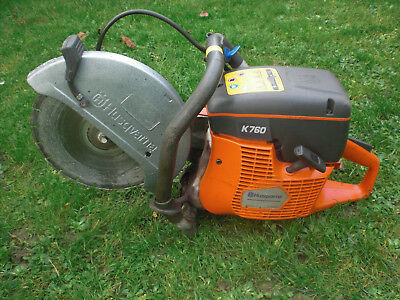 Husqvarna K760 Diamond Hilti Blade Disc Cutter Road Con ts410 Stihl Saw