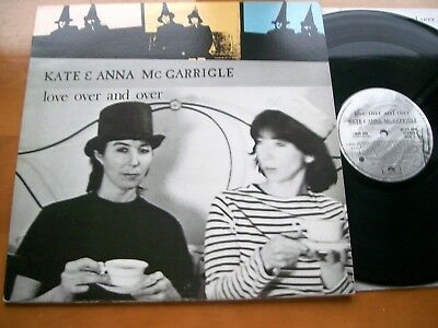 Kate and Anna McGarrigle-Love Over And Over-Lp Record-Polydor-2424 240-Knopfler