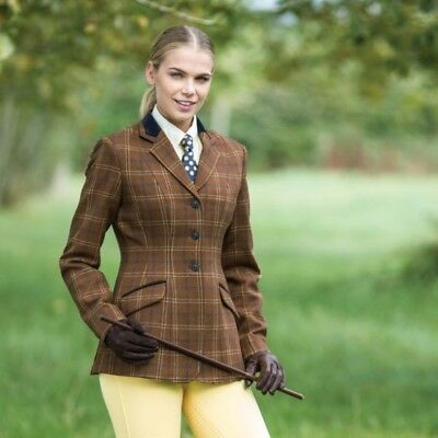 New Equetech Marlow Tweed Jackets Adults    *************sale ***************