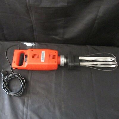 DITO SAMA BERMIXER batteur plongeant professionnel 350 watts orange 1995