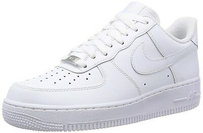 Nike Air Force 1 '07 Low Men's White & Brand New - Free Shipping