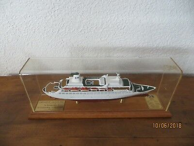 Pacific Princess Cruises Liner Cruis Ship 1995 Award,outstanding Achievement