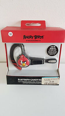 Angry Birds Blutooth Gaming Headset für PS3 - Playstation 3