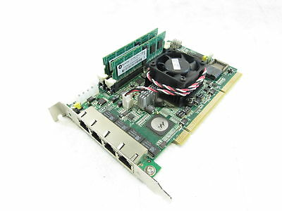 CAVIUM CN3860N-500-NSP-NIC4 Cavium PCI-X 4-Port 1GB Network Interface Card