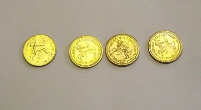 4 Each Zodiac Connect With A Sagittarius Adult Erotica Coins Tokens Vintage