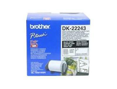 Brother: DK CONTINUOUS LABELS WHITE