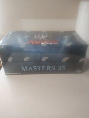 Magic the Gathering Masters 25 Booster Box - MTG - Cards - Sealed NEW -ONLY 125$