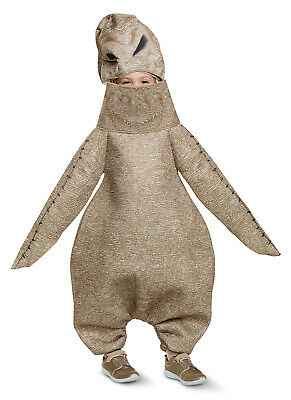 Oogie Boogie Classic Boys Toddler Nightmare Before Christmas Costume