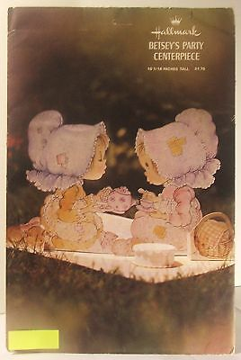 Betsey's Party Vintage Hallmark Centerpiece Betsey Clark New in Sealed Package