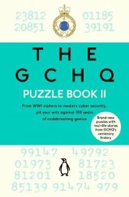 The GCHQ Puzzle Book II by GCHQ 9780241365434 (Paperback, 2018)